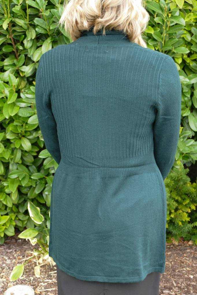 Long Sleeve Open Cardigan