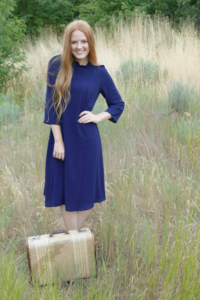 Edyn Clothing Co. Charlotte Dress