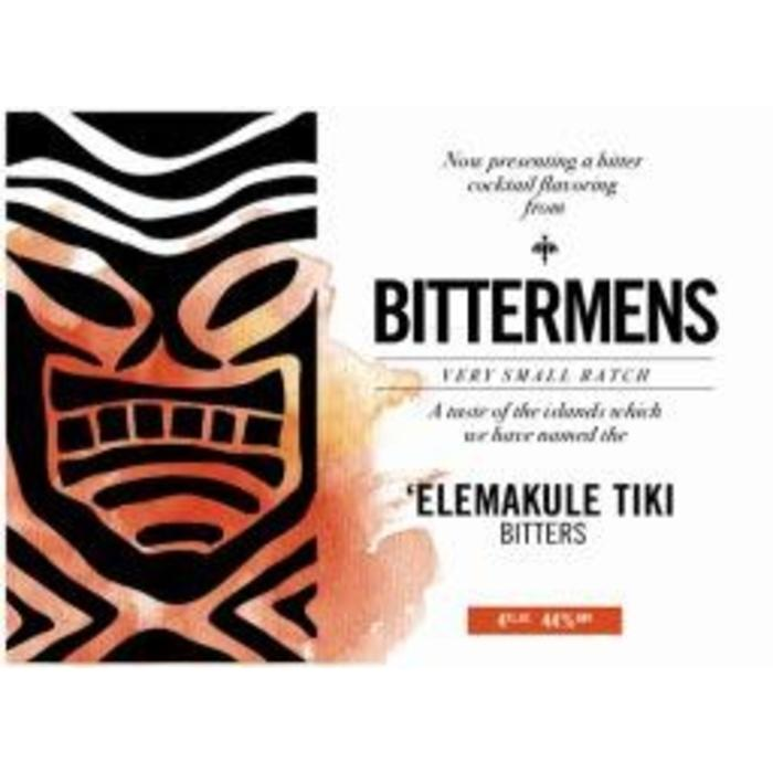 Elemakule Tiki Cocktail Bitters
