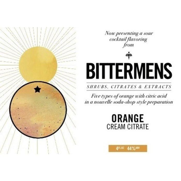 Orange Cream Citrate