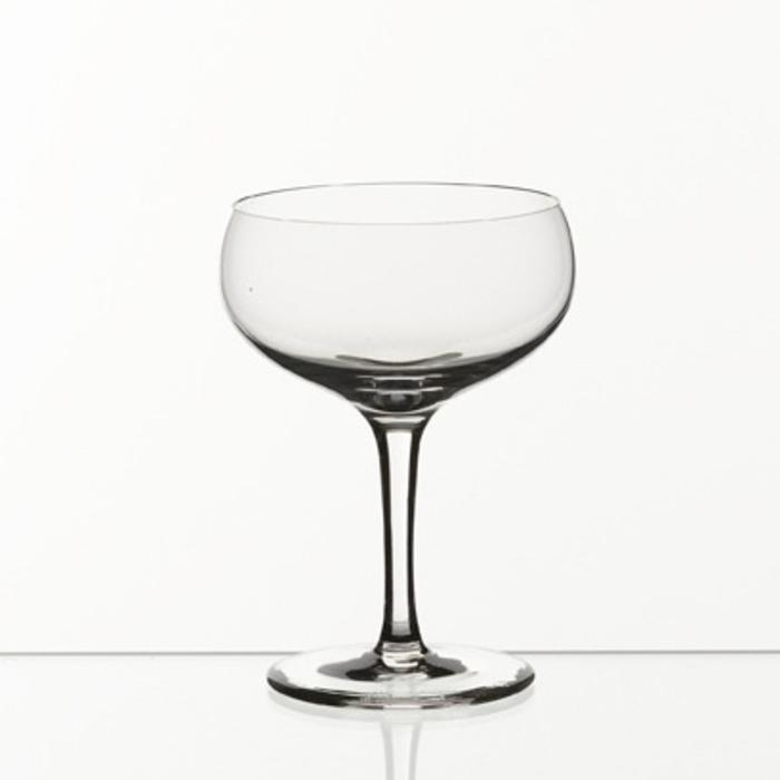cocktail coupe glass 8 oz the boston shaker. Black Bedroom Furniture Sets. Home Design Ideas