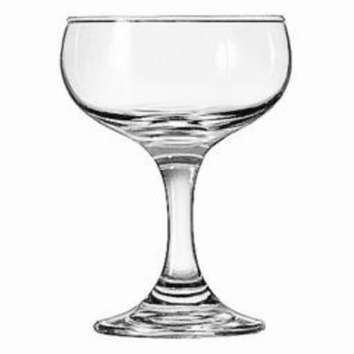 Coupe Cocktail/Champagne Glass, 5.5 oz.
