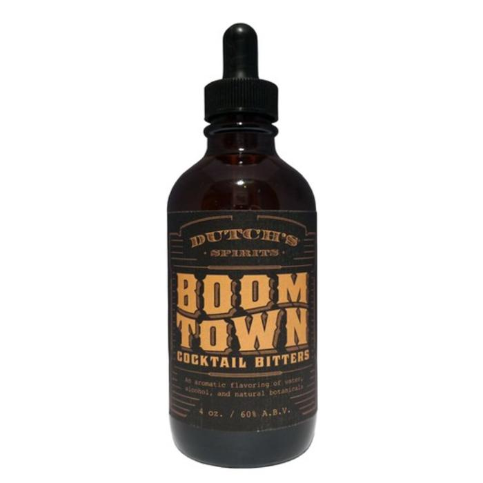 Dutch's Spirits Boomtown Bitters, 4oz