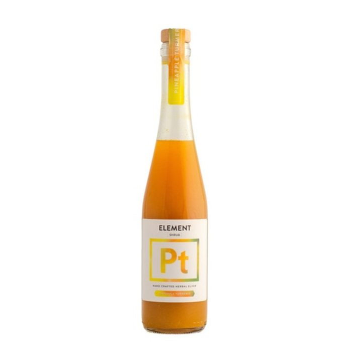 Element Shrub Pineapple Turmeric Shrub