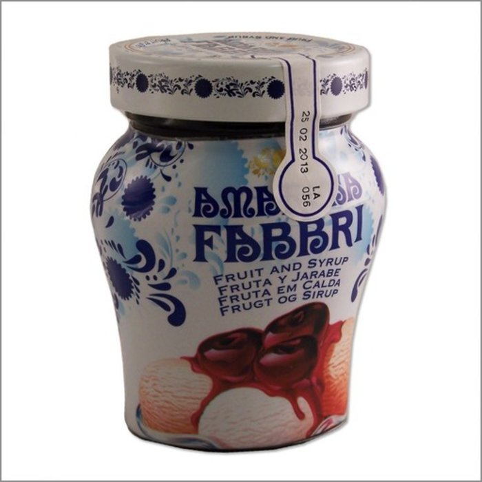 Fabbri Amarena Cherries, 8 oz. jar