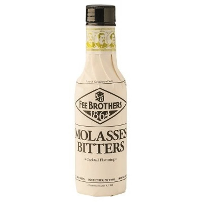 Fee Brothers Molasses Bitters, 5 oz.