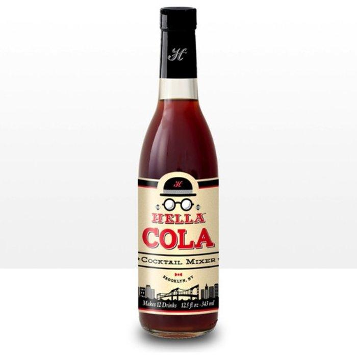 Hella Cola Syrup, 12.5oz.
