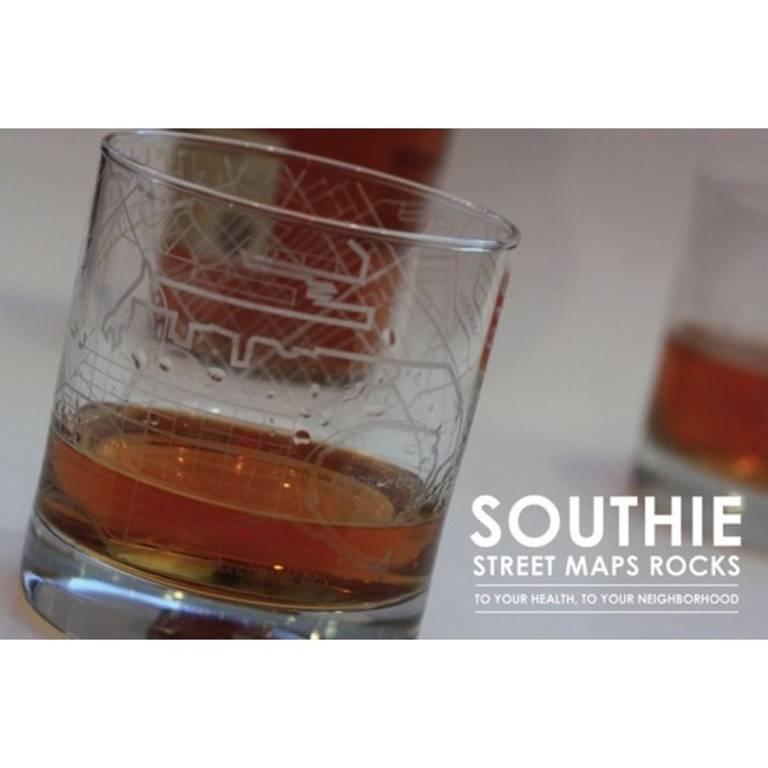 Maps D.O.F Glass - Southie