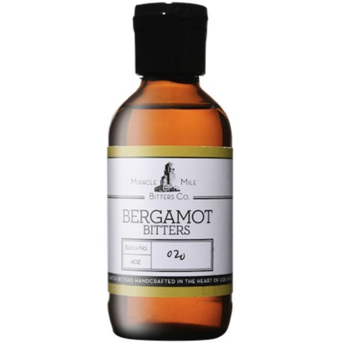 Miracle Mile Bergamot Bitters
