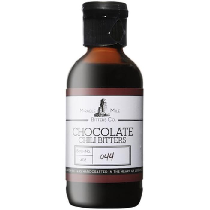 Miracle Mile Chocolate Chili Bitters, 4oz