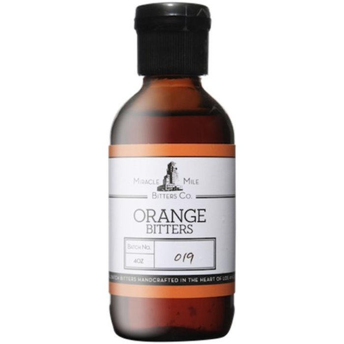 Miracle Mile Orange Bitters