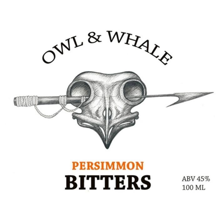 Persimmon Bitters, 100 ml