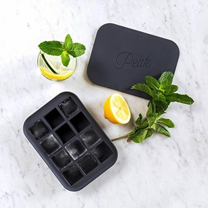 Peak Ice Works Everyday Ice Tray - Charcoal