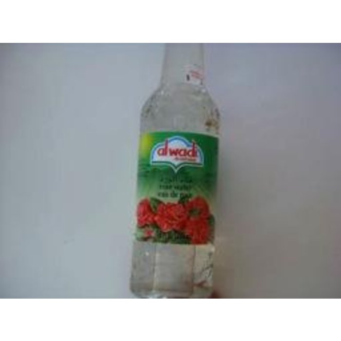 Rose Water Al Wadi 10 oz.