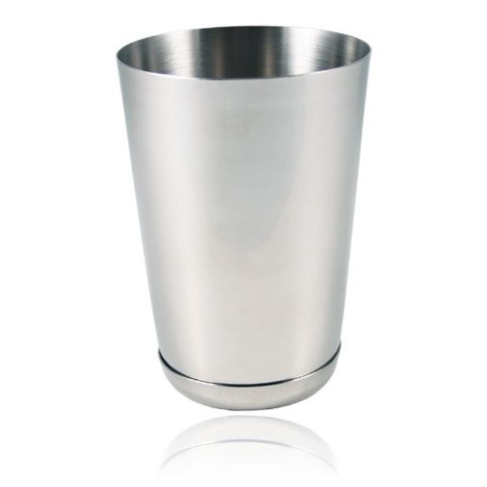 Shaker Tin, Weighted, 16 oz.