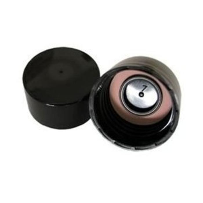 Sodastream Spare Bottle Caps - Black (twinpack)