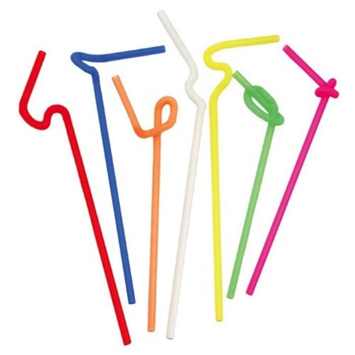 Super Bendy Straws, pack of 50