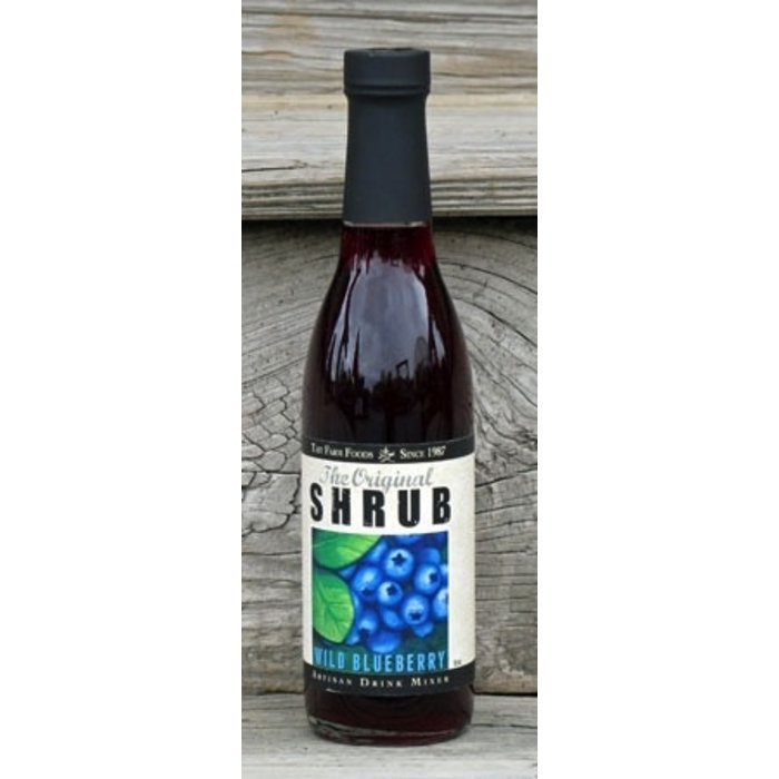 Tait Farm Blueberry Shrub, 13 oz.