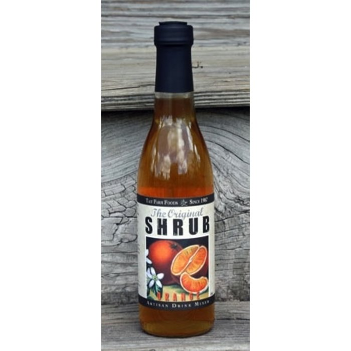 Tait Farm Orange Shrub, 13 oz.