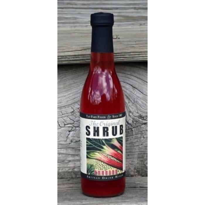 Tait Farm Rhubarb Shrub, 13 oz.