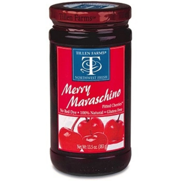 Tillen Farms Maraschino Cherries
