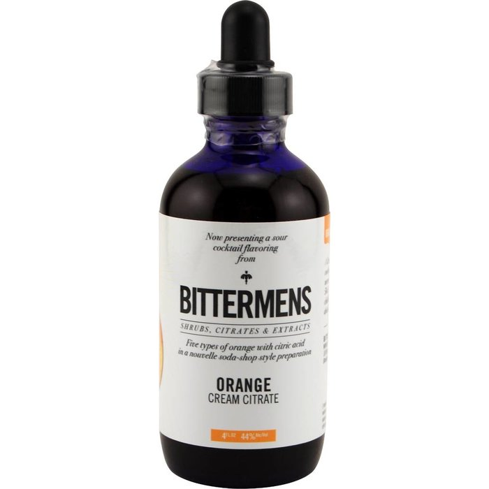 Orange Cream Citrate