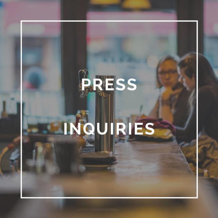 Press Inquiries
