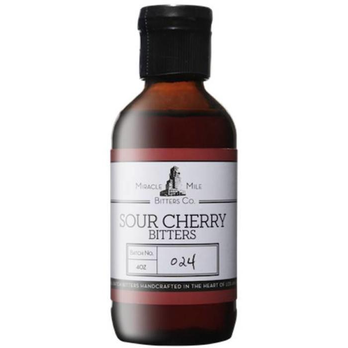 Miracle Mile Sour Cherry Bitters, 4oz