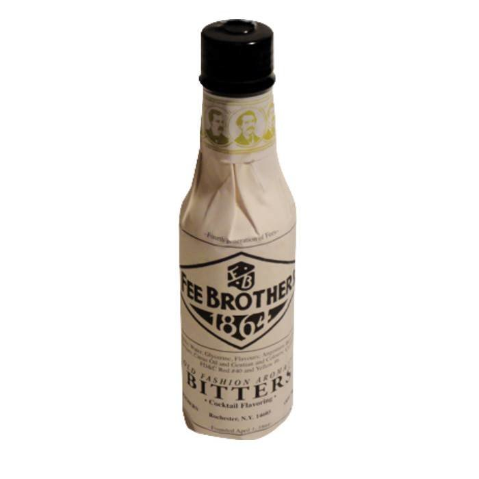 Fee Brothers Old Fashioned Aromatic Bitters, 4 oz.
