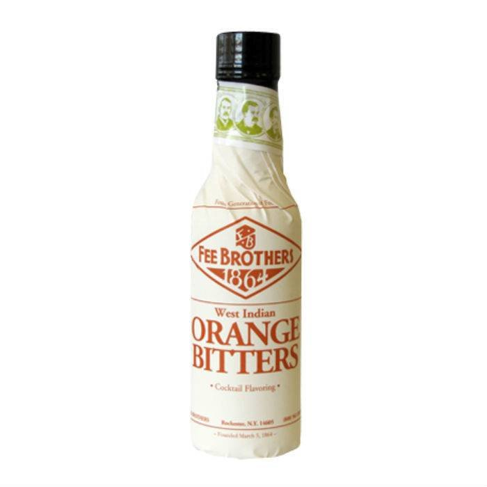 Fee Brothers West Indian Orange Bitters, 4 oz.