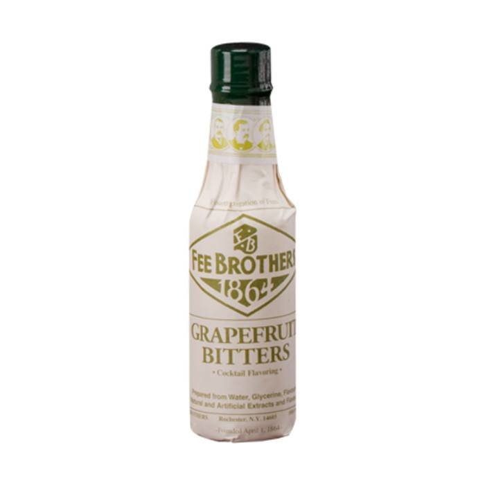 Fee Brothers Grapefruit Bitters, 4 oz.