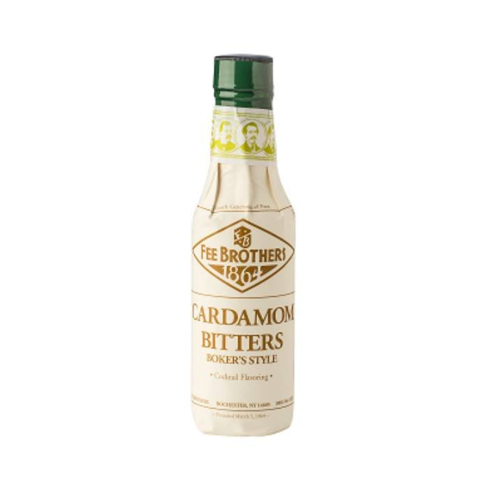 Fee Brothers Cardamom Bitters, 4 oz.