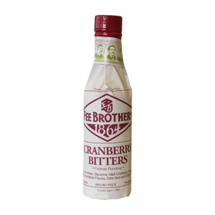 Fee Brothers Cranberry Bitters, 4 oz.
