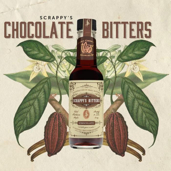 Chocolate Bitters, 5 oz.