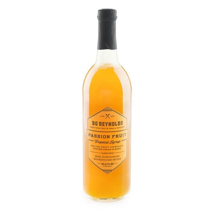 B.G. Reynolds' Passion Fruit Syrup