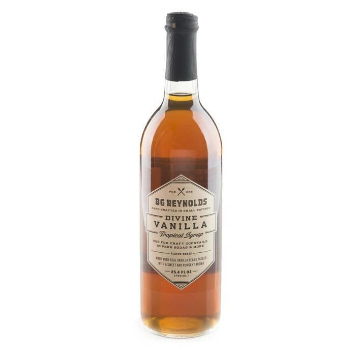 B.G. Reynolds' Vanilla Syrup