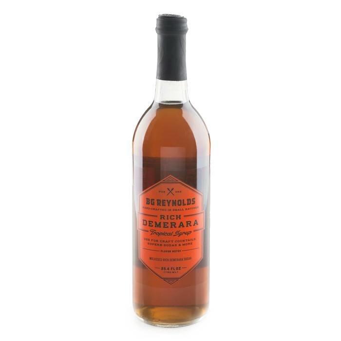 B.G. Reynolds' Rich Demerara Syrup