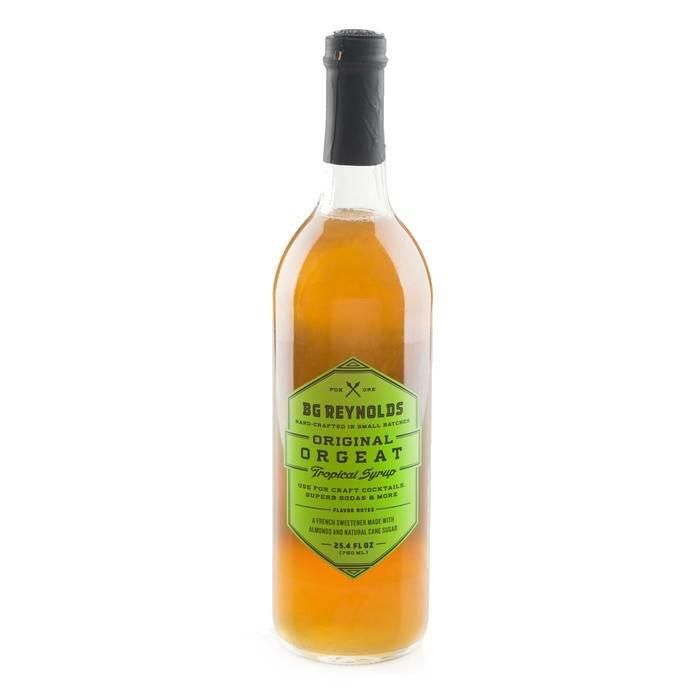 B.G. Reynolds Orgeat Syrup
