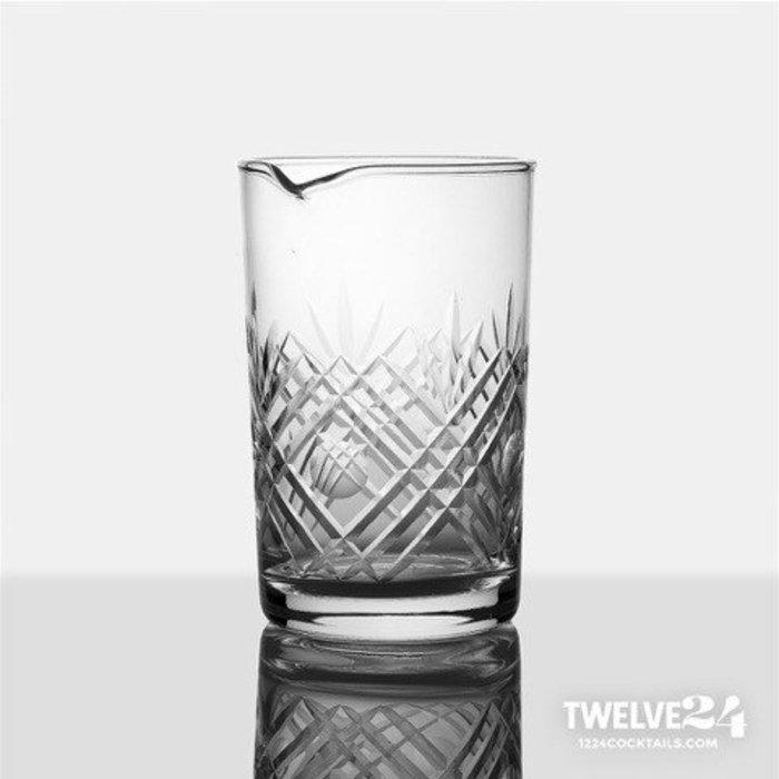 Twelve24 Mach 1 Mixing Glass, 700ml