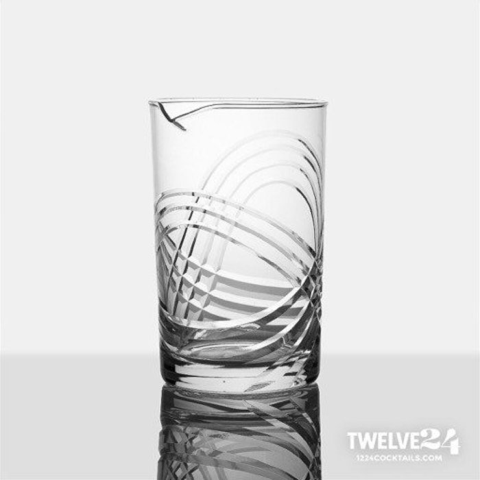 Twelve24 Mach 3 Mixing Glass, 700ml