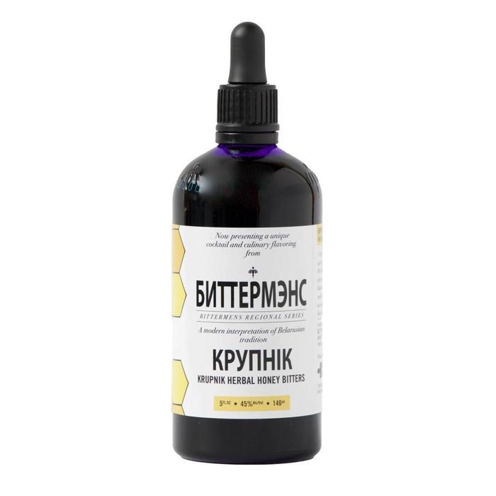 Bittermens Крупнік (Krupnik) Herbal Honey Bitters