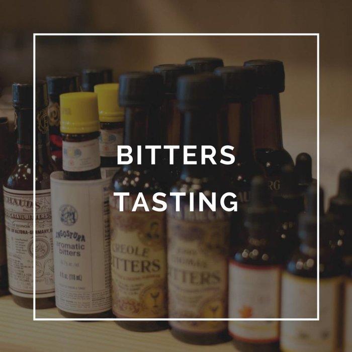 Bitters Tasting 101 - Mar 1st, 2017