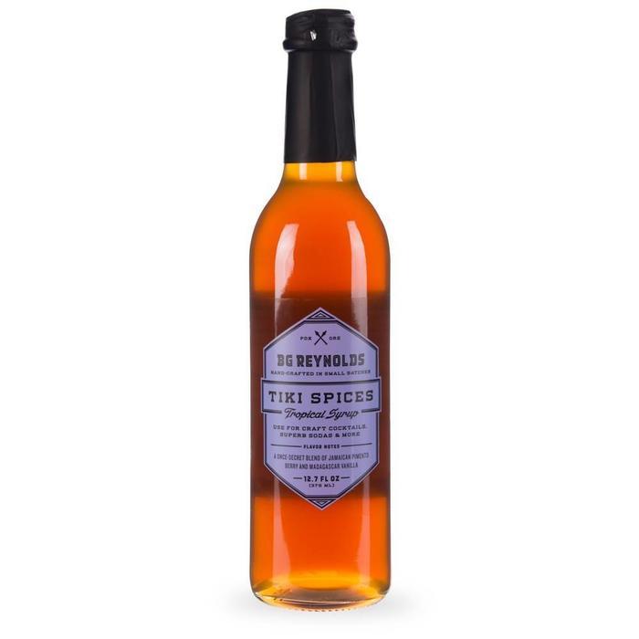 B.G. Reynolds Tiki Spices, 375 ml