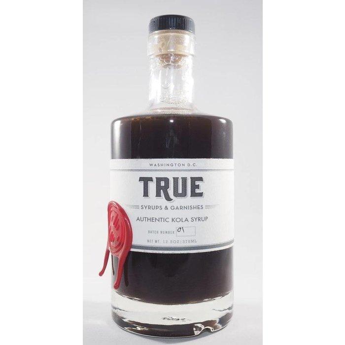 True Syrups Kola Syrup, 16oz