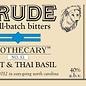 Crude Sweet and Thai Basil Bitters, 2oz
