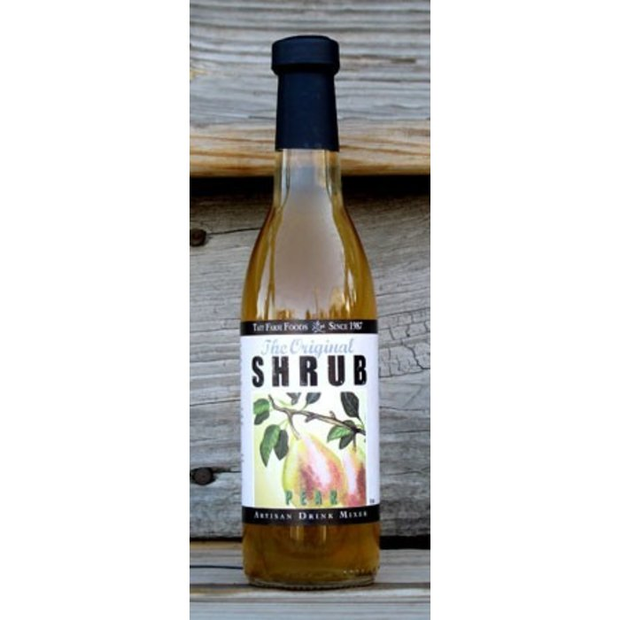Tait Farm Spiced Pear Shrub, 13 oz.