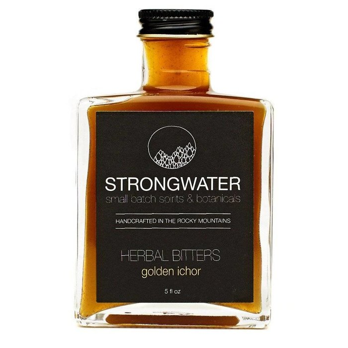 Strongwater Golden Ichor Bitters, 5oz