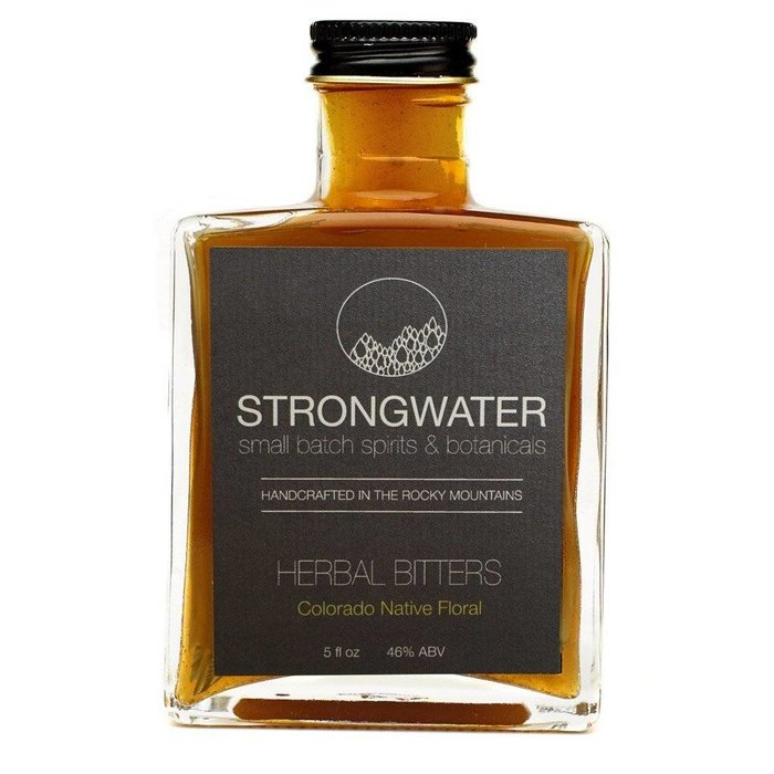 Strongwater Native Floral Bitters, 5oz