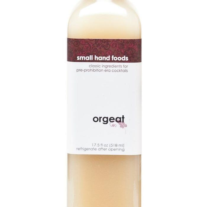 Small Hand Foods Orgeat Syrup, 17.5oz