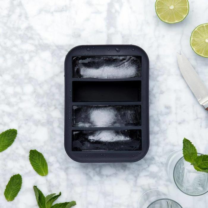 Peak Ice Works Collins Ice Tray - Charcoal